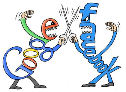 Google Vs Facebook1