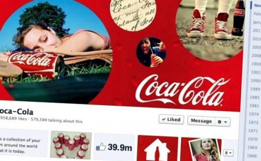 Coke timeline