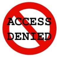 access denied 1