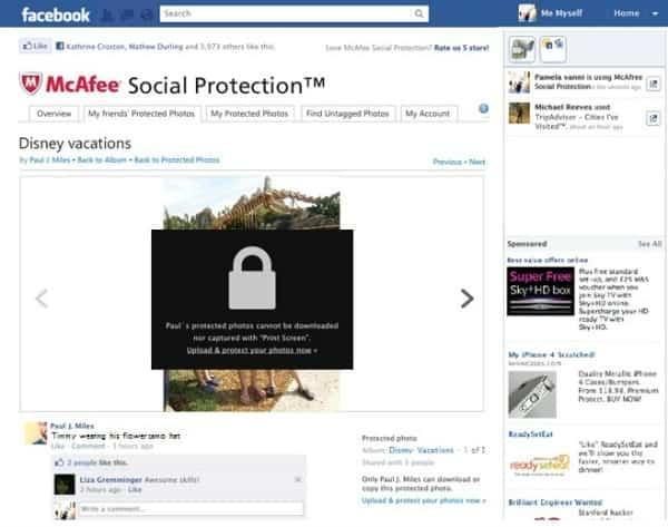 McAfeeSocialProtection