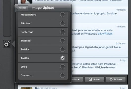 vídeos Twitter