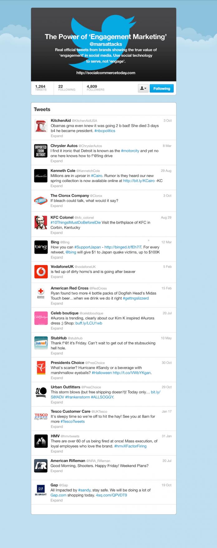 twitter-estrategias marketing malas