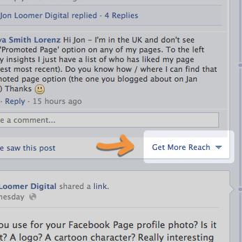 boton promote post