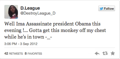 amenazas Obama