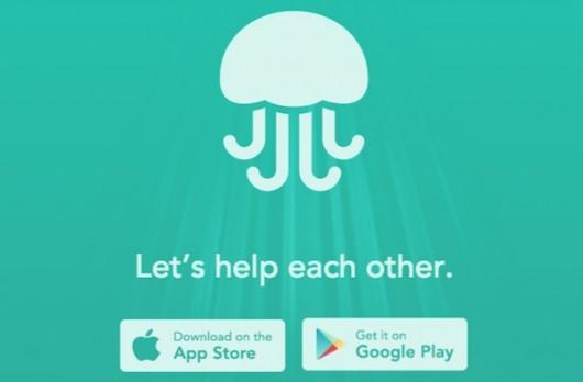 Jelly, la nueva red social