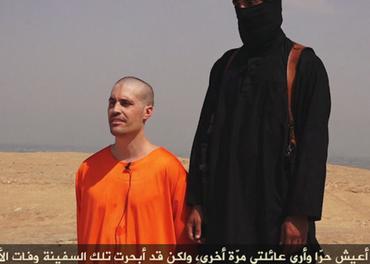 ¿Se puede eliminar el video de James Foley en las redes?