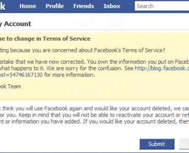 Borra fácilmente tu cuenta de Facebook