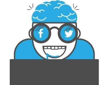 Revisar las redes sociales ahora es una materia universitaria