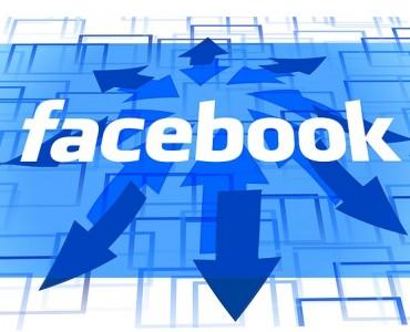 La historia de amor en Facebook