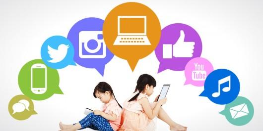 utilizar las redes sociales seguridad para niños