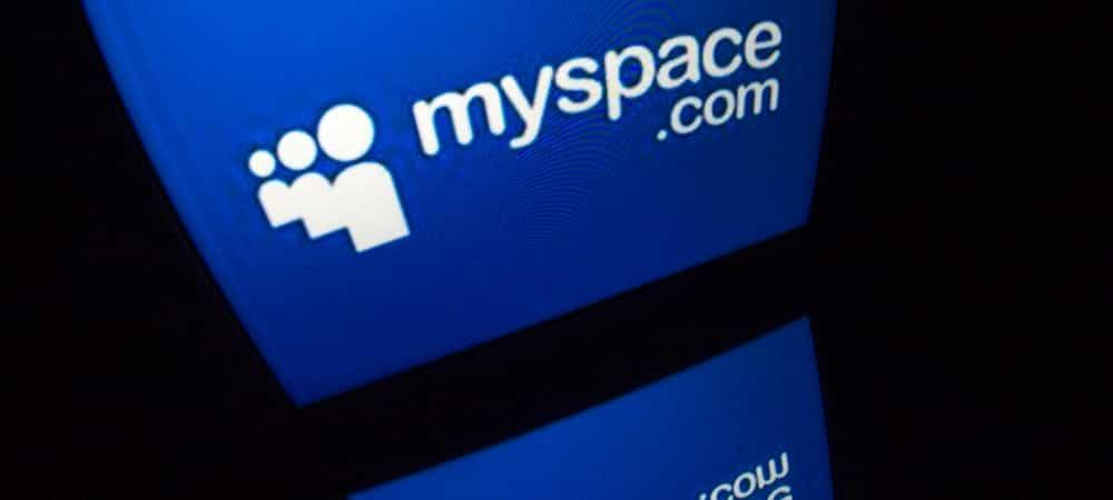 redes sociales en desuso - myspace