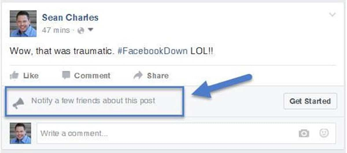 posts de facebook
